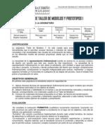 Programa Materia Modelos 1