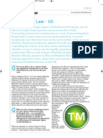 Trademarks Law - US Published in Lawyer Monthly Magazine October 2011