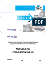 LV02 - Foundation Skills - Issue 1