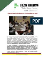 Boletín Contraloría Departamental del Tolima