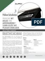 Pelican Drawers - German ES