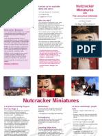 Nutcracker Brochure