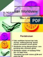 Christian Worldview, 14 Feb