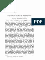 Biografía Landivar