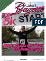 2011-10-06 Calvert Gazette