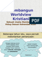 Optimized Membangun Worldview Kristiani - Rev