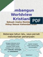 Optimized Membangun Worldview Kristiani - Rev