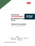 GC Pre Checks Technical Bulletin 125