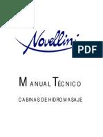 Manual Tecnico Cabinas