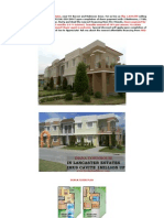 Diana Townhouse in Lancaster Estates for Sulit