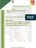 Documento Di Indirizzo E- Manuale Ingegneria Naturalistic A