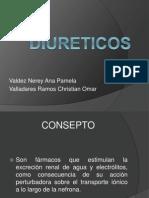 DIURETICOS(1)