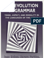 (Bybee&Al)Evolution of Grammar