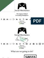 Koster Social Social-Mechanics GDC2011