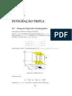 Integrais Triplas