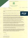 EM letter