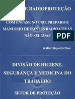 Radioproteção - Aula 1-2004
