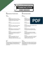 Tâches Rep. 1 (AÉÉC) | FYR Tasks (CSA)