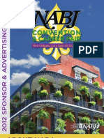 2012 NABJ Convention Sponsor Guide