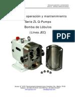 Manual de Mantenimiento Bomba de Agua