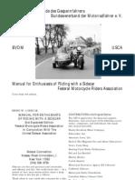 Sidecar Manual | Harley Davidson | Motorcycle
