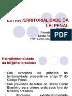 Extraterritorialidade Da Lei Penal 2008[1]