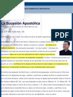 Sucesión Apostólica