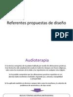 Referentes propuestas de diseño