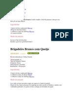 BRIGADEIRO BRANCO