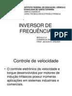 Principio de Funcionamento Inversor de Frequencia