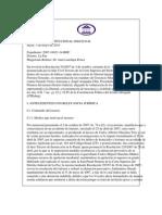 SENTENCIA CONSTITUCIONAL 0080