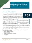 """Social Change Impact Report Summary Report""-1 (Walden University) - SEP11"
