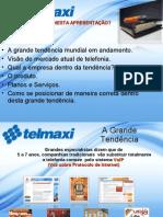 ApresentaÇÃo Telmaxi Power Point - V 0