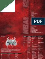 2k12 Manual
