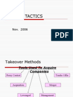 Merger Tactics Lecture2(06)