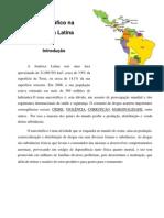 Introdução narcotrafico na america latina 2