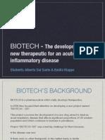Presentation Biotech