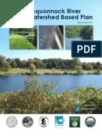 Pequonnock Watershed Based Plan September 2011