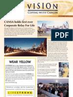 2011 September Vision Newsletter