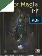 AD&D 3rd Edition - Encyclopedia Arcane - Tarot Magic - Nocr