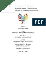 Gerencia de Ventas - Impacto de La Recesion en El Comercio2