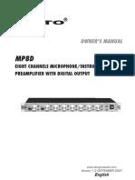 Alto MP8D