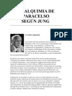 Jung, La Alquimia de Paracelso