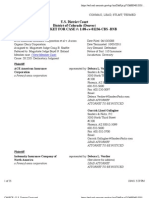 ACE AMERICAN INSURANCE CORPORATION et al v. AURORA Docket