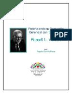 Ackoff Russell - Potenciando Su Desarrollo Gerencial