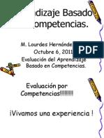 Evaluación utilizando técnicas experiementales para Eval. en Competenecias