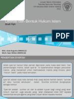 Definisi dan Bentuk Hukum Islam