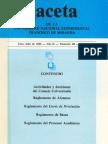 Reglamento General de la UNEFM