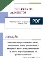 TECNOLOGIA DE ALIMENTOS1