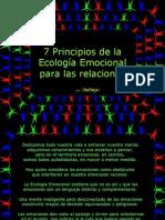 Refleja. 7 Principios de La Ecología Emocional Para Las Relaciones